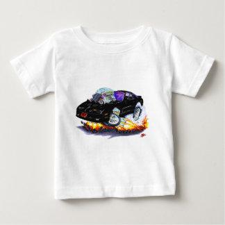 Coche negro 1982-92 del transporte playera de bebé