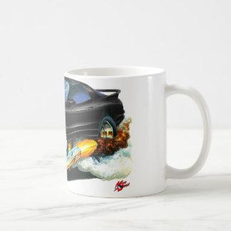 Coche negro 1993-97 del transporte taza de café