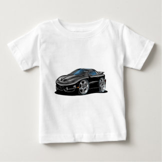 Coche negro 1998-02 del transporte camisas
