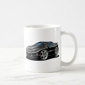 Coche negro 1998-02 del transporte taza de café
