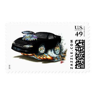 Coche negro 2000-05 de Monte Carlo Sello