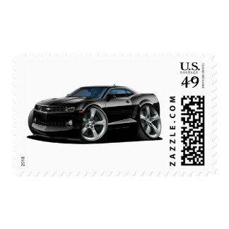 Coche negro 2010-12 de Camaro Sello