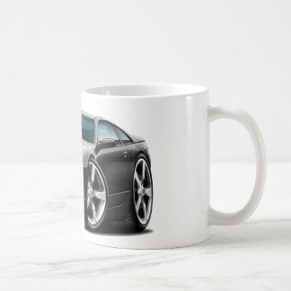 Coche negro de Nissan 300ZX Tazas De Café