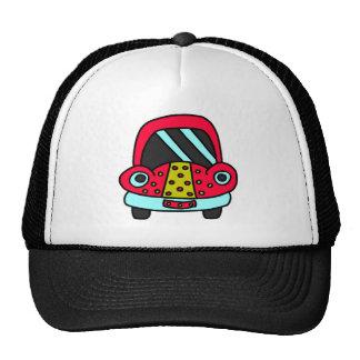 Coche pecoso gorra