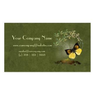 Coche pintado artístico, elegante del negocio de tarjetas de visita