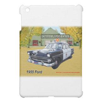 Coche policía 1955 de Ford de la obra clásica
