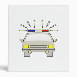 """Coche policía carpeta 1"""""""