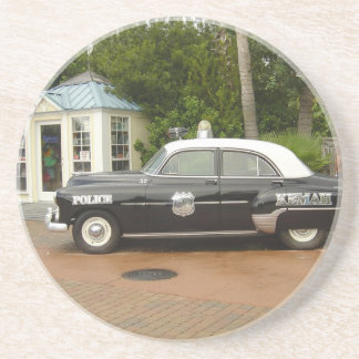 'Coche policía de 51 Chevrolet Posavasos Para Bebidas