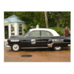 'Coche policía de 51 Chevrolet Postal