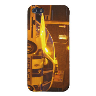 coche policía iPhone 5 coberturas