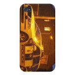 coche policía iPhone 4 cobertura