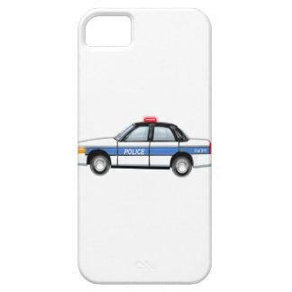 Coche policía orgulloso funda para iPhone 5 barely there