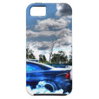 COCHE QUEENSLAND RURAL AUSTRALIA DE LA FRICCIÓN iPhone 5 FUNDA