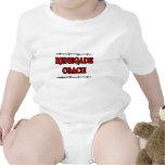 Coche renegado trajes de bebé