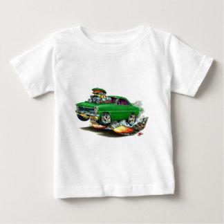 Coche verde 1966-67 de Nova Playera De Bebé