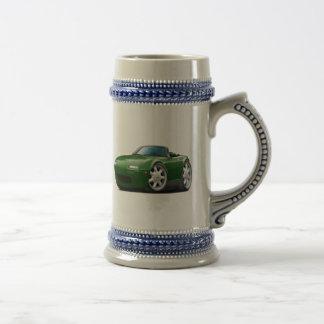 Coche verde 1990-98 de Miata Jarra De Cerveza