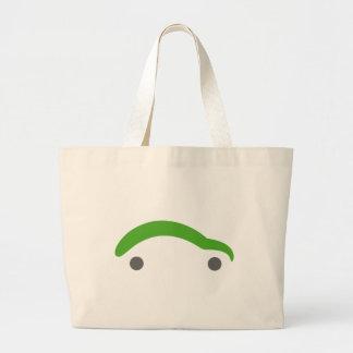 Coche verde simple Bobe Bolsas De Mano