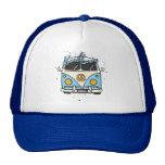 coche viejo - azul gorra