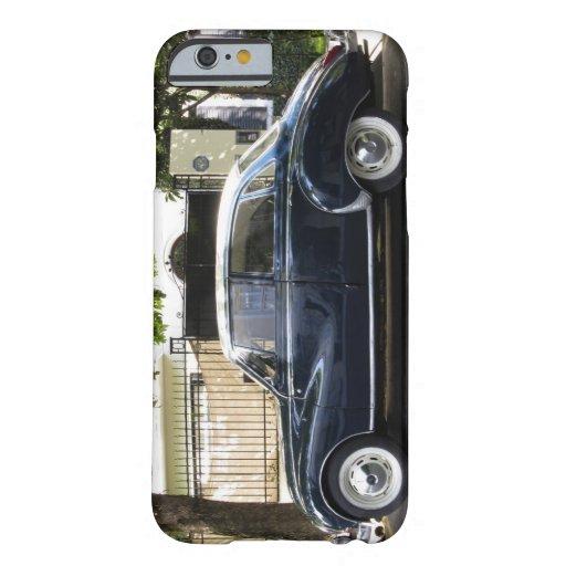 Coche viejo pero muy bien guardado de Audi Funda De iPhone 6 Barely There