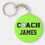 Coche - voleibol personalizado llaveros personalizados