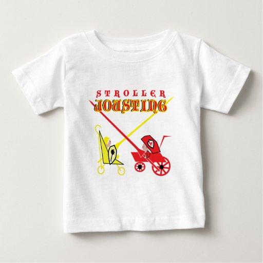 Cochecito Jousting T Shirts