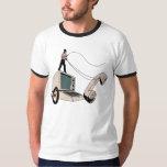 Cochero del pirata informático camisas