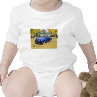 Coches clásicos de Cruisin Chevy 1941 Camiseta