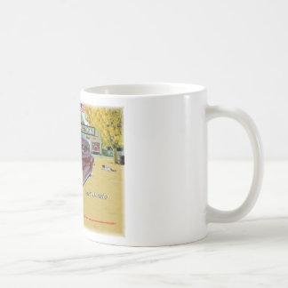 Coches clásicos de Cruisin Desoto 1948 Taza De Café