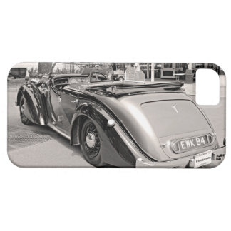 Coches clásicos en Saratoga iPhone 5 Funda