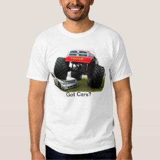 ¿Coches conseguidos? Camiseta ligera Playera
