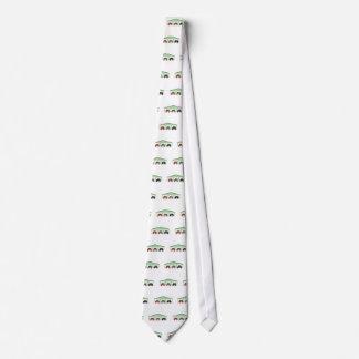 Coches de Affluenza Corbata Personalizada