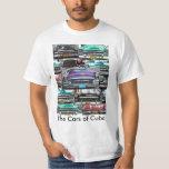 Coches de la camiseta de Cuba 6 Remeras