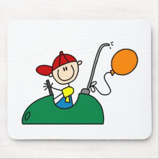 Coches de parachoques Mousepad