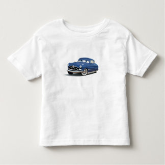 Coches doc. el Hudson Disney Remera