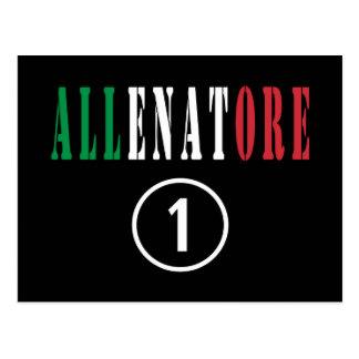 Coches italianos: Uno de Allenatore Numero Postal