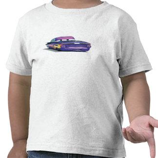 Coches Ramone Disney Camisetas