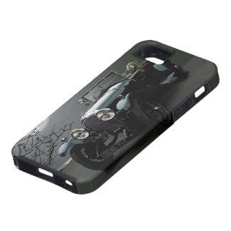 Coches viejos para la diversión funda para iPhone 5 tough