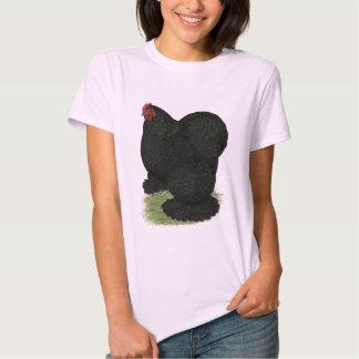 Cochin:  Black Hen T-Shirt
