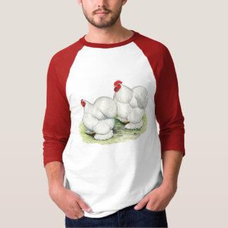 Cochin:  White Bantams T-Shirt