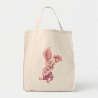 Cochinillo del bebé bolsa tela para la compra