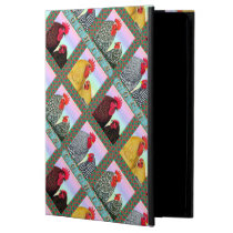 Cochins Four Colors iPad Air Cover
