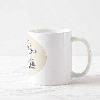 Cochlea & Eustachia Coffee Mug