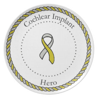Cochlear Implant Hero Plate
