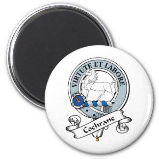 Cochrane Clan Badge 2 Inch Round Magnet