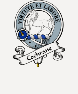 Cochrane Clan Badge Shirt