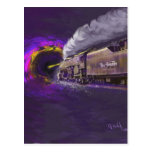 Cocido al vapor al vapor en el Blackhole de la his Tarjetas Postales