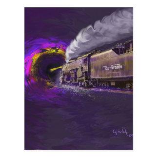 Cocido al vapor al vapor en el Blackhole de la Postal