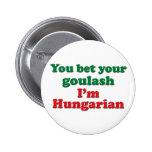 Cocido húngaro húngaro 2 pins