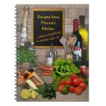 Cocina adaptable libreta