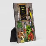 Cocina (adaptable) placa de madera